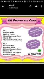 Kit Decore em Casa
