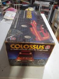 Carrinho colossus da estrela anos 80