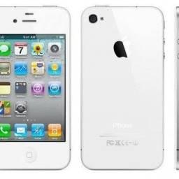 Apple iPhone 4 16g Branco com acessórios- 95% novo
