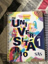 Kit de livros para o ENEM NOVOS