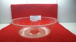 Forma em plástico transparente Due Pratik