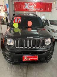 Jeep renegade 2017 Automatico !!! Taxas exclusivas !!!
