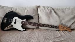 Baixo Fernandes Jazz Bass Japonês (década de 80)