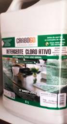 Detergente Cloro Ativo Concentrado 5L
