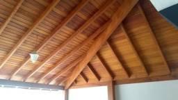 Forro de madeira Angelim - alta qualidade - pronta entrega