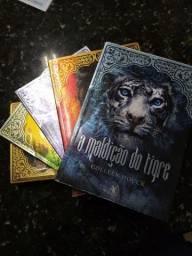Coleção 5 livros