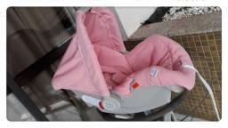 Bebê Conforto Galzerano Piccolina - Rosa-bebê