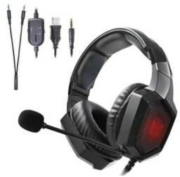 Fone Headset Gamer Onikuma K8 (Original) Entrega grátis
