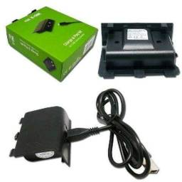 kit bateria para Controle De xbox one e  carregador