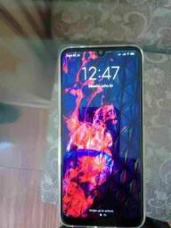 Redmi Note 7 pró vermelho púrpura analiso trocas