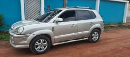 Hyundai Tucson aceito carro de menor valor
