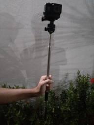 Bastão de metal retrátil para Celular e Máquinas Fotográficas Digitais