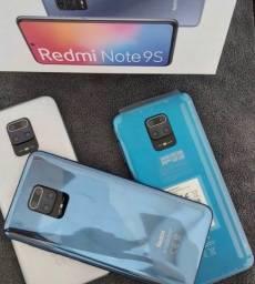 IMPERDÍVEL! Note 9S 64GB e 128GB LACRADO! Com Garantia! 12x131,67 no cartão