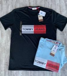 Camiseta Tommy Hilfiger USA - Tommy Jeans