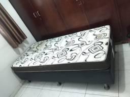 Cama Solteiro Ortobom com cama auxiliar
