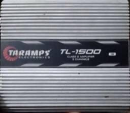 Módulo Taramp's TL1500 ! Semi novo
