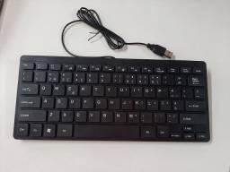 Mini teclado USB