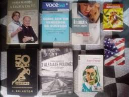 Livros Diversos - Valor na Descrição.