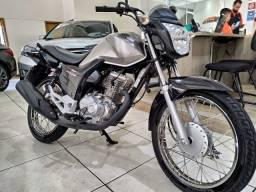 2020 Honda CG 160 Start Impecavel! financio e troco, moto zeradissima