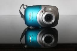 Vendo Canon Powershot D1O Câmera a Prova D'agua