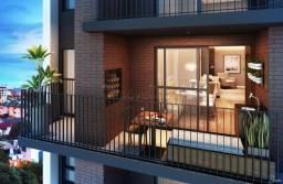 Apartamento à venda com 2 dormitórios em Alto da glória, Curitiba cod:AP01281