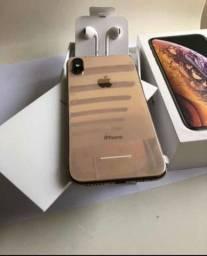 iPhone XS Max 512gb gold lindo