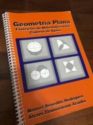 Geometria Plana- exercícios de matemática vol. 6- caderno de apoio