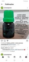Oleo extrato de priorin