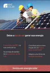 Energia solar na sua casa