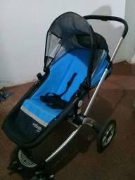 Carrinho de bebe marca infanti 4 rodas