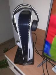 PS5 - NOVO + HEADSET PULSE 3D