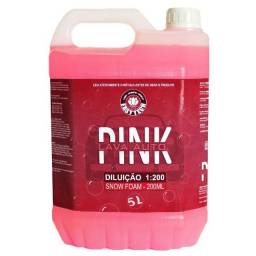Pink Shampoo Automotivo Concentrado 1:200 5lt EasyTech