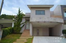 Casa de condomínio à venda com 3 dormitórios em Oficinas, Ponta grossa cod:391627.001