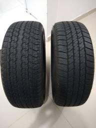 2 Pneus Bridgestone 265/60R18 / 4 X no Cartão de Crédito / Aro 18