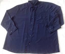Camisa masculina social - tamanho grande - Nova!