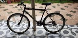 Bike Sundown Rain Drop