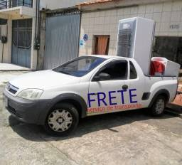Frete transporte