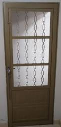 Porta e janela ventilar