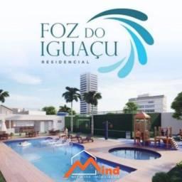 ED. Foz do Iguaçu - Aptos. de 70,45m², 74,70m² e 90,05m².