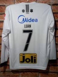 Camisa do Corinthians manga comprida