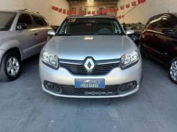 Renault Sandero 2019 Exp. 1.0 Completo GNV IpvaPago