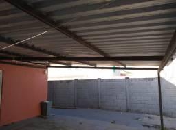 Garagem - Metálica