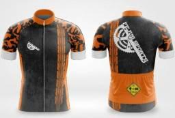 Camisas de ciclismo novas
