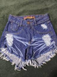 Vendo shorts jeans!