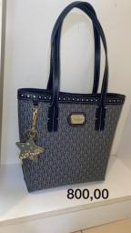 Bolsas, mochila e chaveiro Victor Hugo