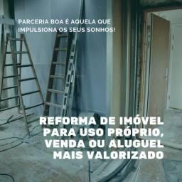 Dinheiro para Construção & Reforma!