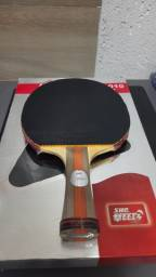 Raquete de Tênis de Mesa Profissional