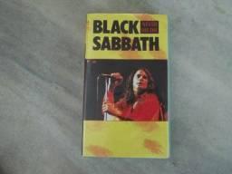 Fita VHS Black Sabbath-Never Say Die