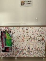 Cômoda de quarto infantil