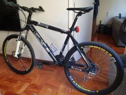 Bike top conjunto Alívio e freio a disco hidráulico